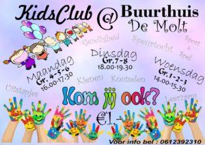 Kidsclub de Molt